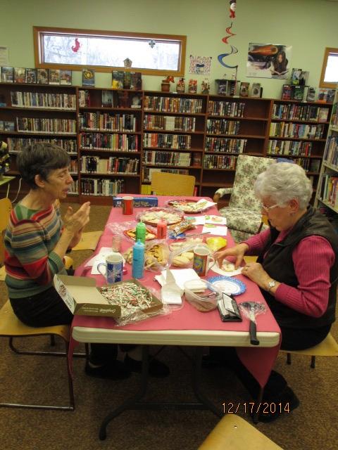 Library Open @ Stoughton Public Library