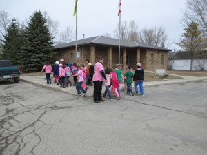 Girl Guides Info Night @ Stoughton Public Library