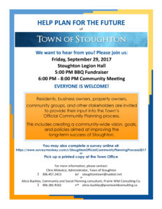 Community Meeting @ Stoughton Legion Hall