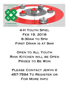 Youth Bonspiel @ Stoughton Curling Club