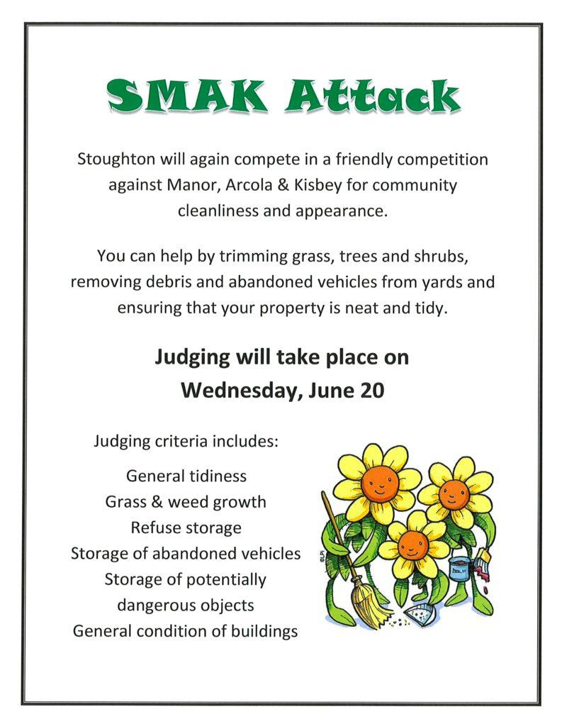 SMAK Attack
