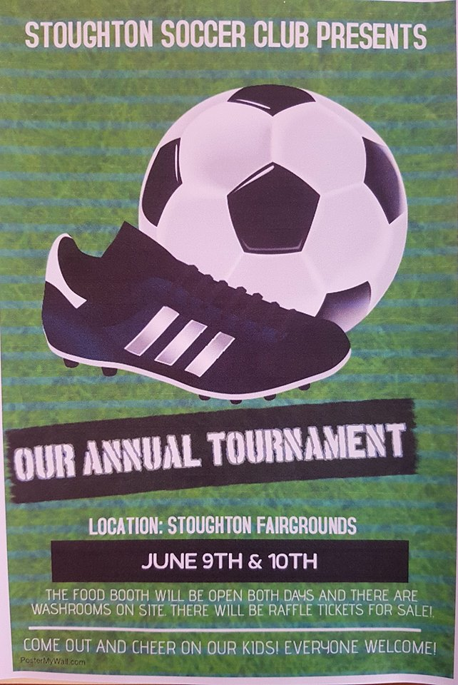 Stoughton Soccer Club Tournament @ Stoughton Fairgrounds